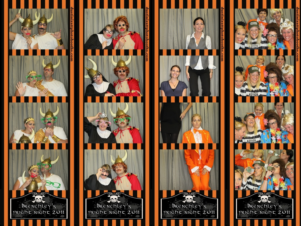 Brenchley Halloween Photo Booth Rental » Dustin Izatt Photo Booths