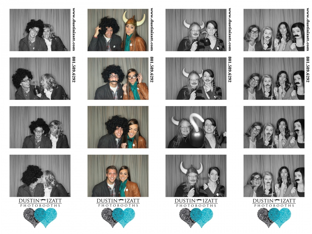 The Grand America Bridal Show » Dustin Izatt Photo Booths | Rentals for Utah Weddings and Events