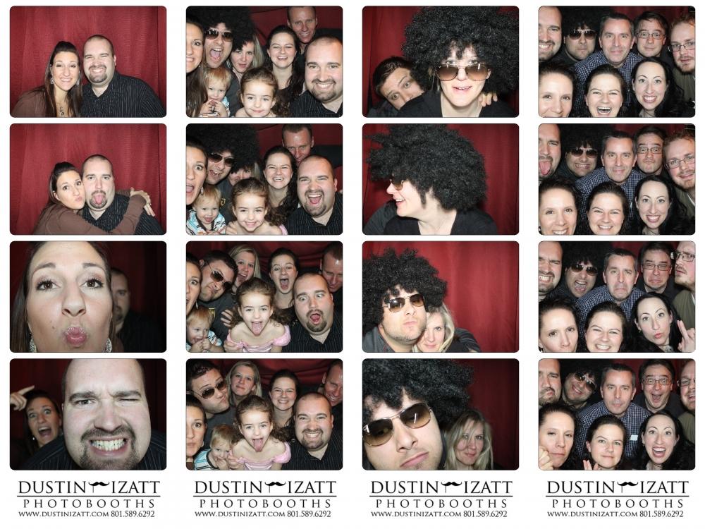 utah event photo booth rental by dustin izatt photo booths