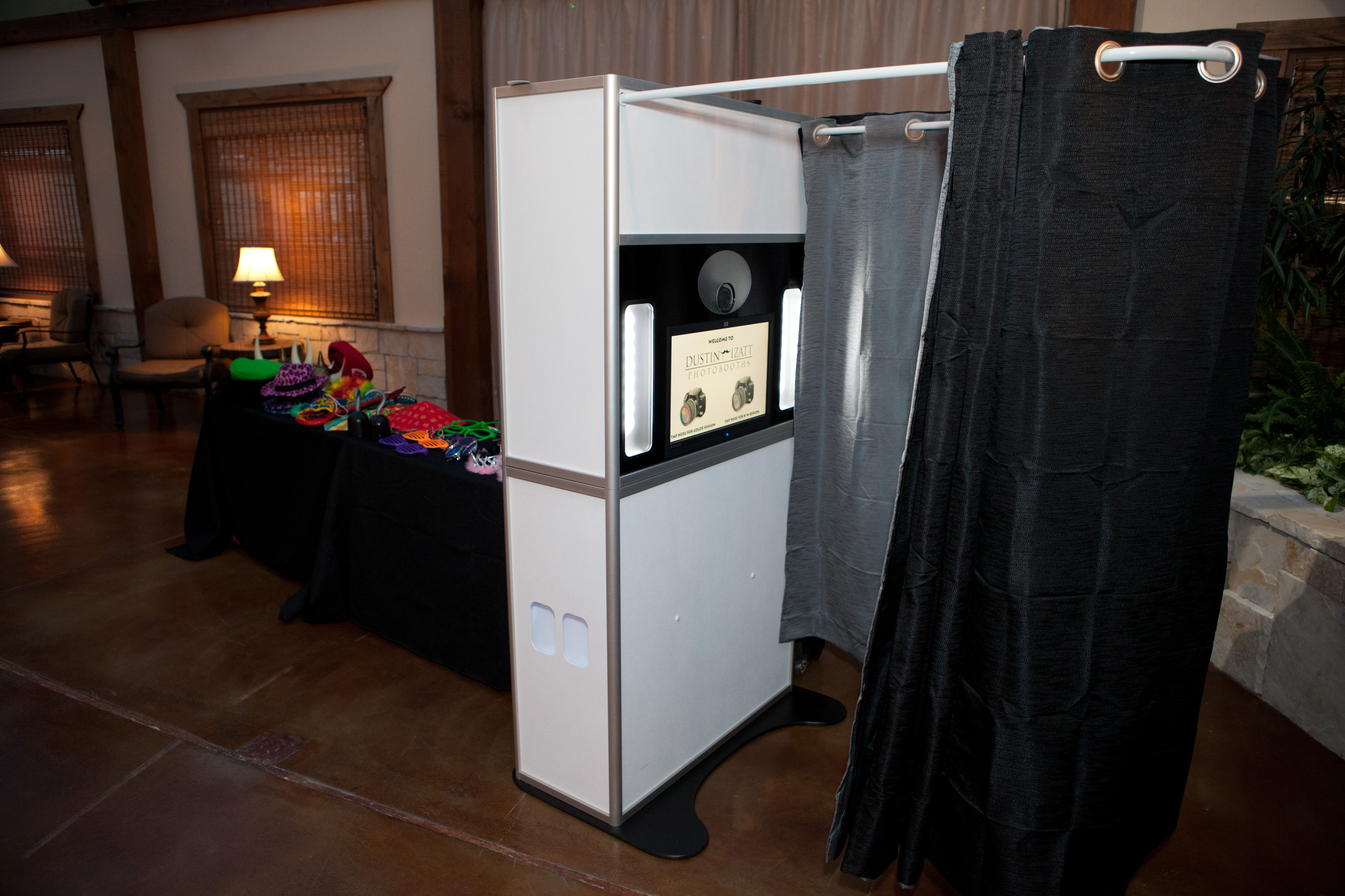 Why Rent Our Photo Booth Dustin Izatt Booths