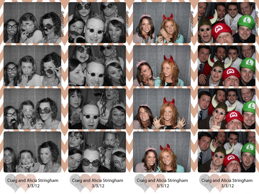 utah county wedding photo booth rental by dustin izatt photo booths