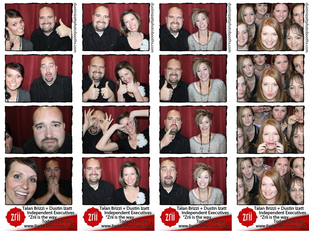 South Towne What a woman wants show Sandy by dustin izatt photo booths