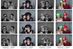 Highland Gardens Weddings Utah Photo Booth Rental by Dustin Izatt Photo Booths