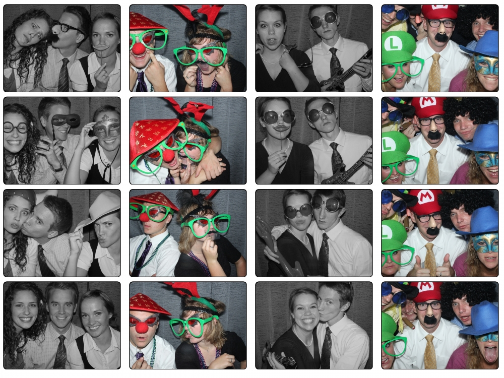 Salt Lake City Utah Photo Booth Rental by Dustin Izatt Photo Booths