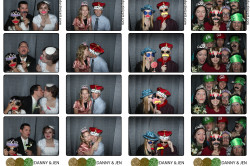 Salt Lake City Wedding Photo Booth Rental by Dustin Izatt Photo Booths