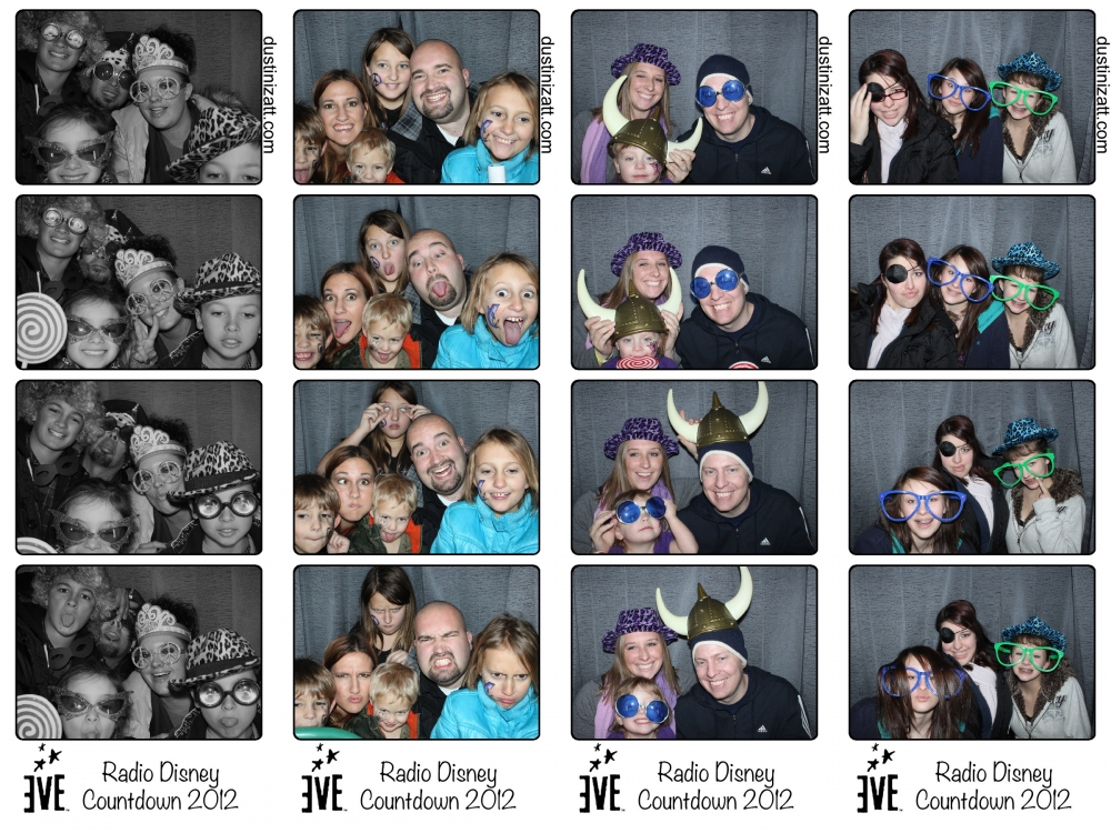 Salt Lake City EVE Celebration Radio Disney Photo Booth Event by Dustin Izatt Photo Booths