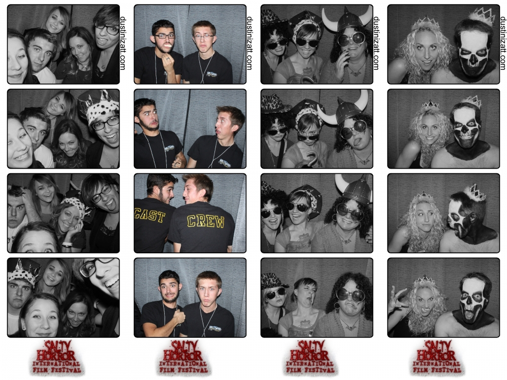 Salt Lake City Salty Horror Film Festival Photo Booth by Dustin Izatt Photo Booths