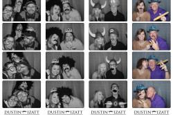 Ogden Union Station Wedding Bridal Show 2013 by Dustin Izatt Photo Booths