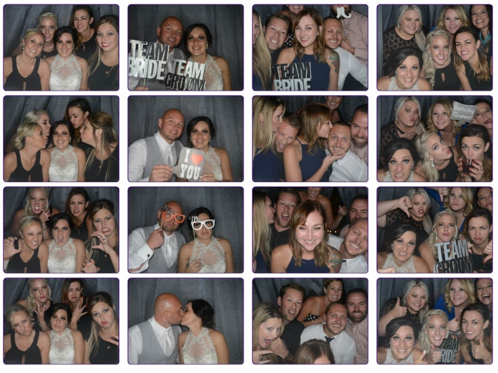 millcreek inn wedding photo booth utah