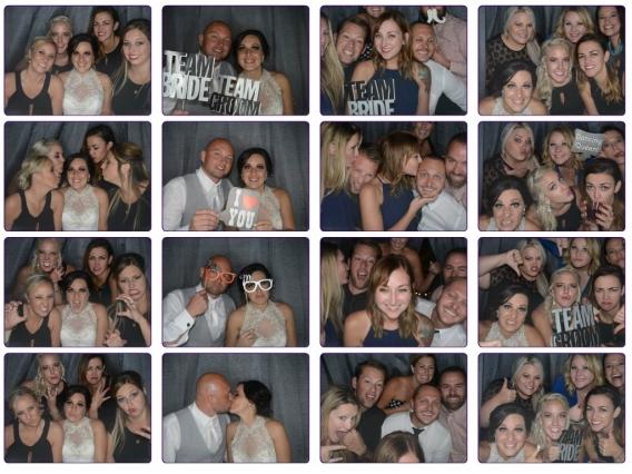 millcreek inn wedding photo booth utah