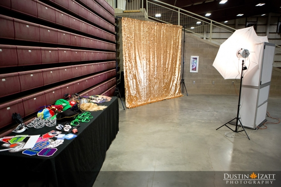 Gold Sequin Backdrop Open Air Photo Booth Rentals Utah